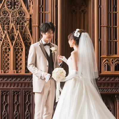 【1日1組限定】ドレス試着 憧れの花嫁体験フェア