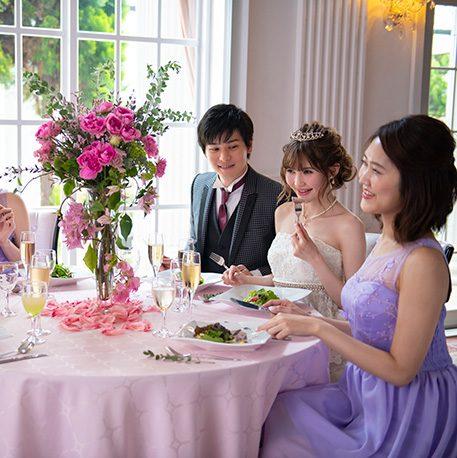 【大人気】笑顔あふれるパーティーを体感!試食&マッピング体験